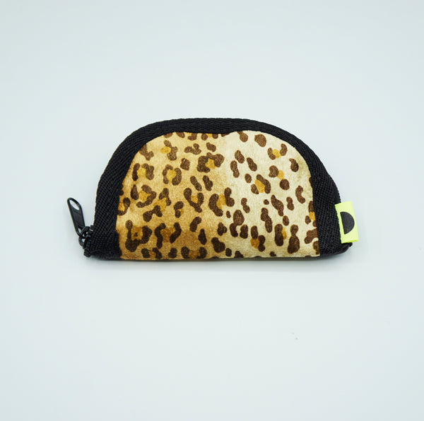 TIS x BB- Taco Wallet- Cheetah Outside