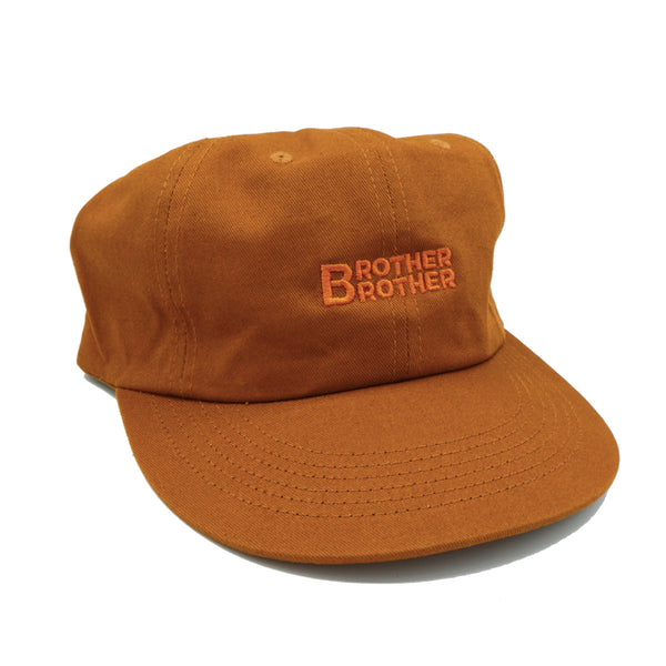 Brother Brother- Tiny Tonal Cap- Rust