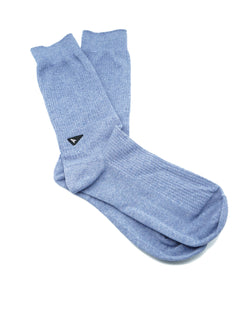 Arvin Goods- Casual Waffle Sock- Lilac