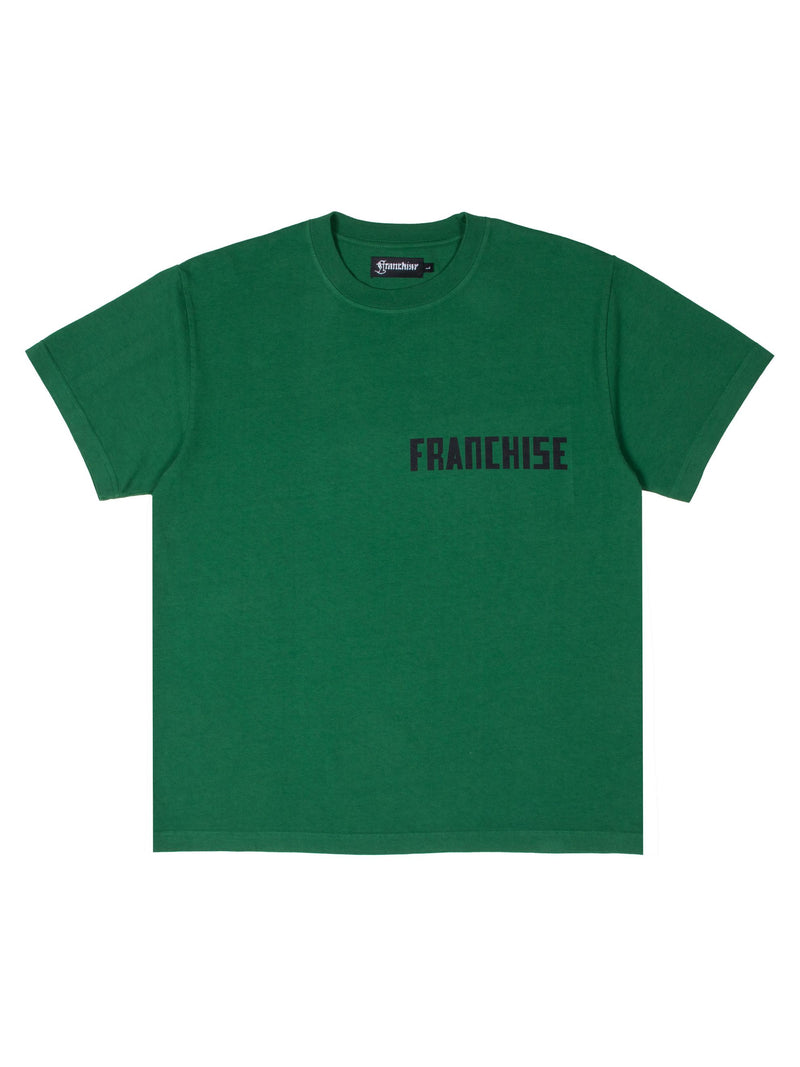 Franchise - Casa Babylon T-Shirt - Washed Green