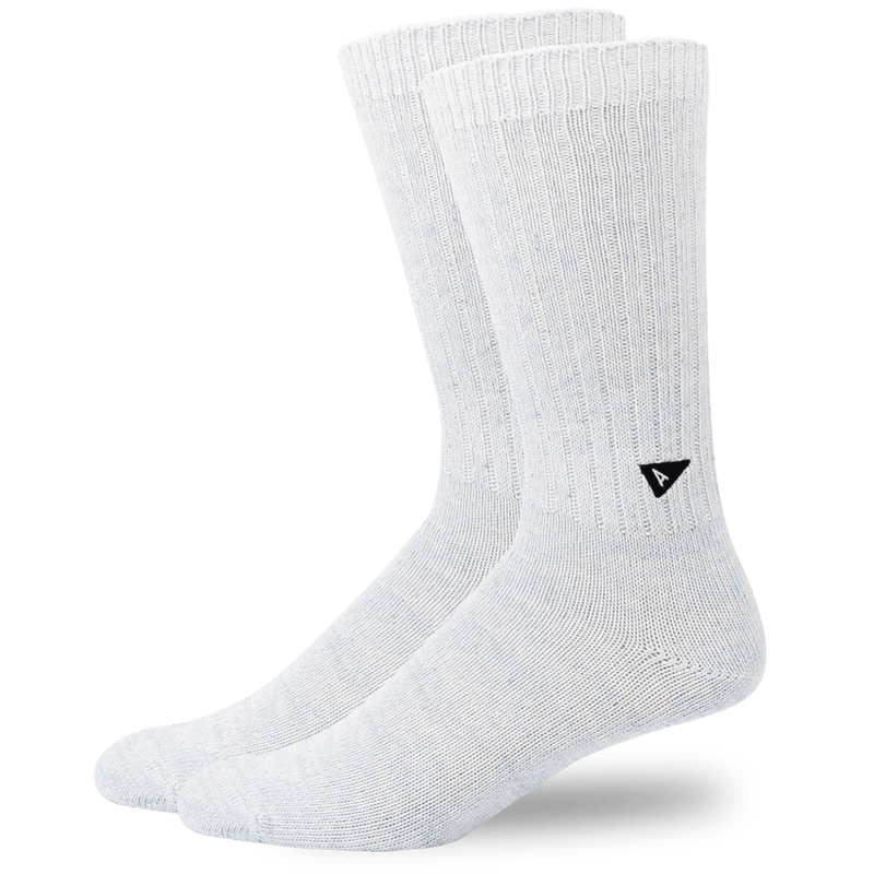 Arvin Goods - Casual Sock Twisted Cotton - Blue Mix