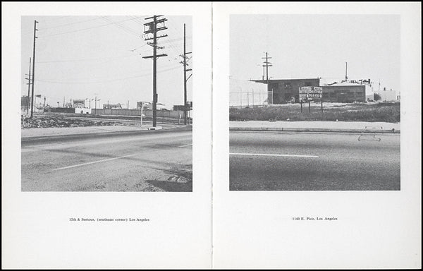 Ed Ruscha and Some Los Angeles Apartments