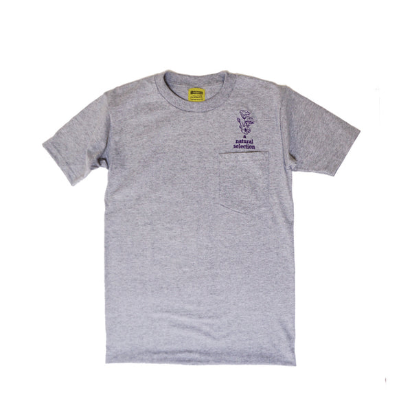 Brother Brother- Growth Tee- Grey