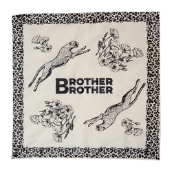 Brother Brother- Shop Bandana- Natural