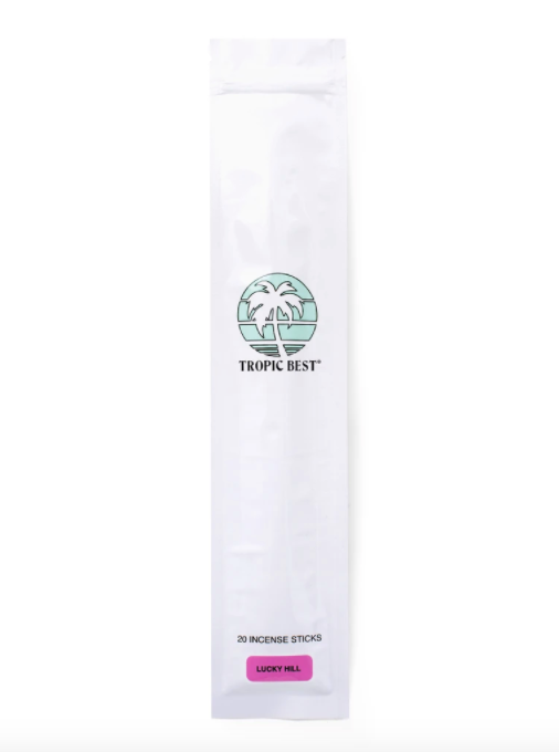 Tropic Best- Lucky Hill Incense