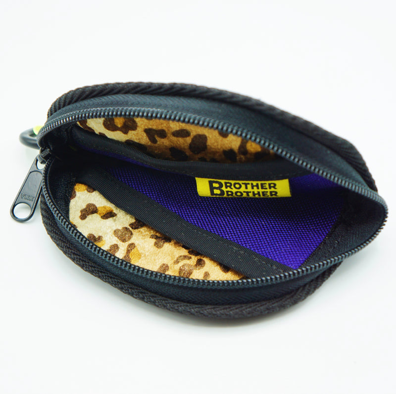 TIS x BB- Taco Wallet- Cheetah Inside