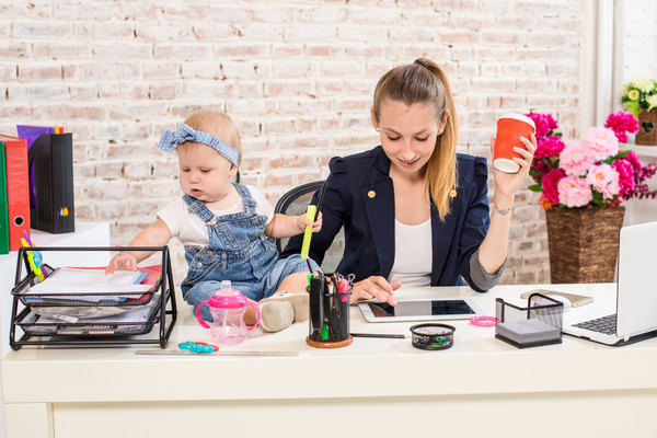 The One Requirement For Being A Working Mom