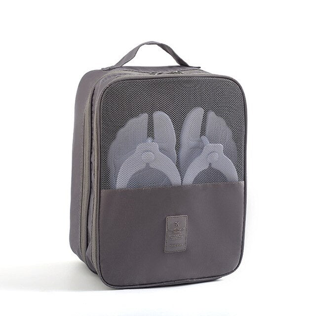 Portable Travel Shoes Organizer