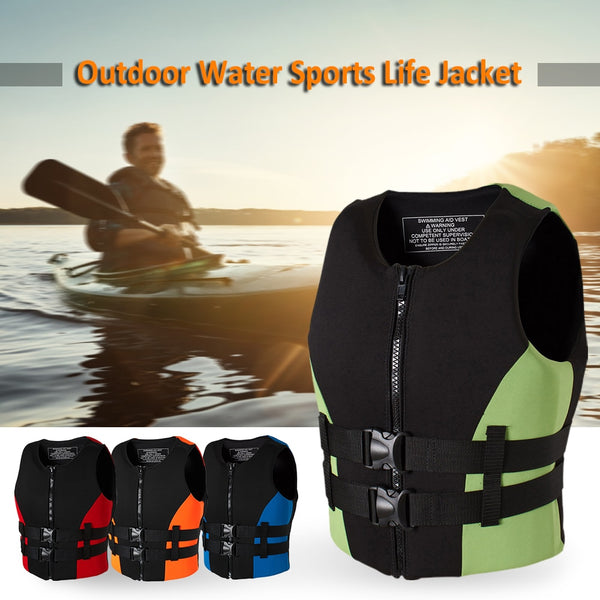 Fishing Life Jacket