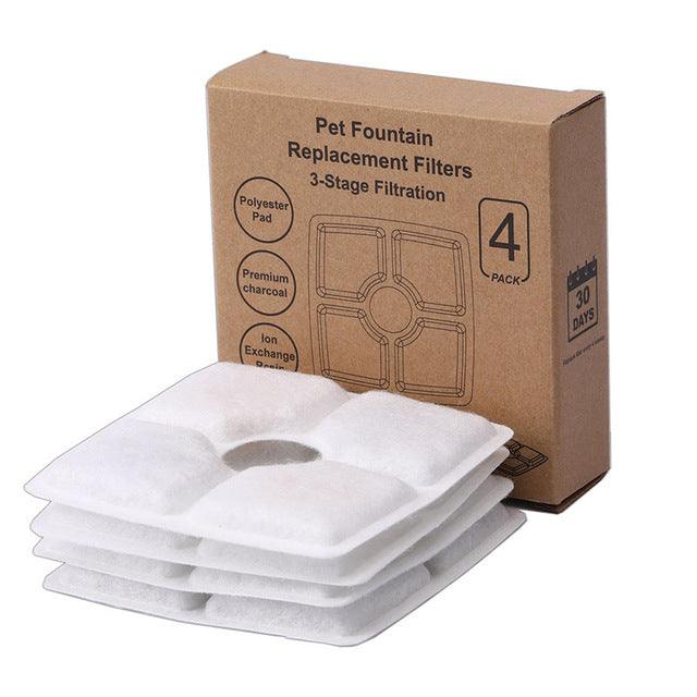 Pets Activated Carbon Filters