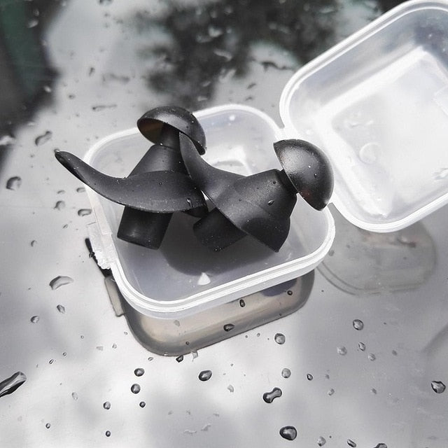 Waterproof Dust-Proof Earplugs