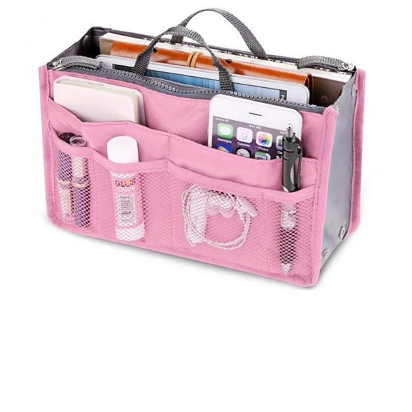 Travel Insert Organizer Handbag