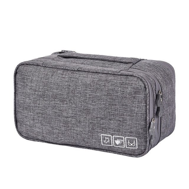 Cationic fabric Travel Bag