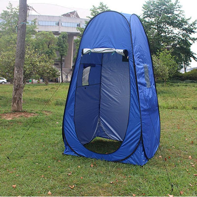 Portable Shelter Toilet Shower