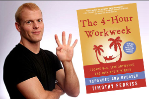 A review of The Four Hour Work Week by Tim Ferriss.