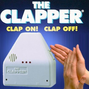 The Clapper is the perfect gift for a colleague.