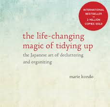 A review of The Life-Changing Magic of Tidying Up by Marie Kondo