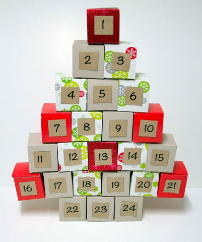 The secret to every great party is repetition and or excess. You can use those concepts in holiday gift giving as well.