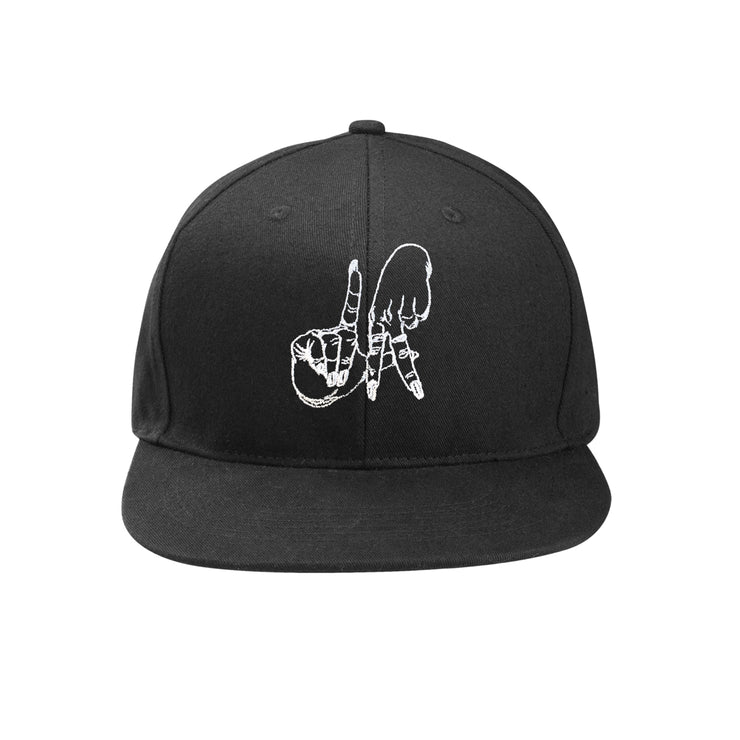 LA FINGERS SNAP BACK HAT