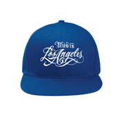 THIS IS LOS ANGELES SNAP BACK HAT