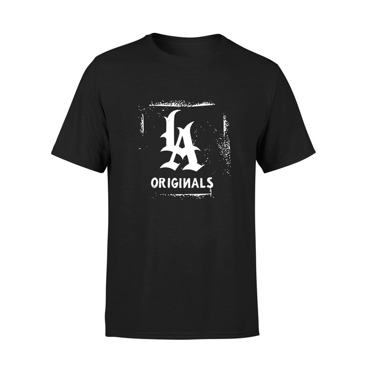 LA ORIGINALS TSHIRT - BLACK