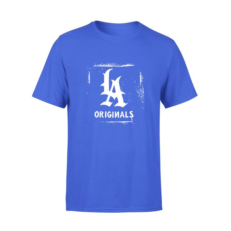 LA ORIGINALS TSHIRT - BLUE