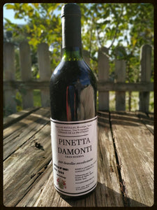 WINE PINETTA DAMONTI