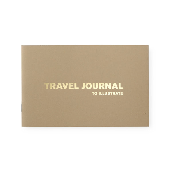camel travel journal
