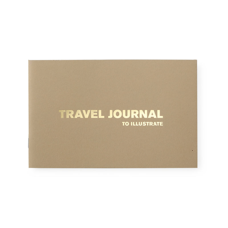 sand travel journal
