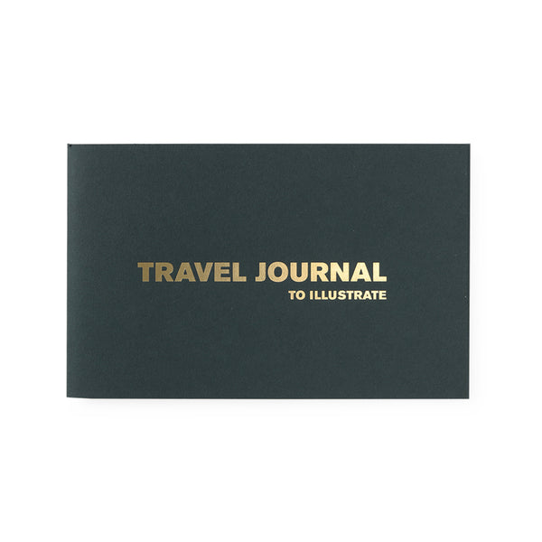 green travel journal
