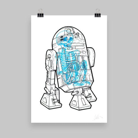Will Blood - R2D2 Bone
