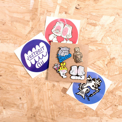 Yubia - Pin Pack