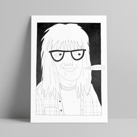 Lara Luís - Garth Algar