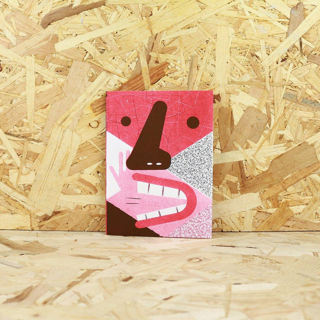 André da Loba - Scratching the sky - Fanzine - Circus Network Street Art and Illustration