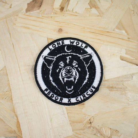 Fedor x Circus - Lone Wolf - Patch