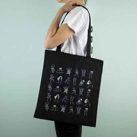 Rafaela Rodrigues - Personagens - Tote-bag