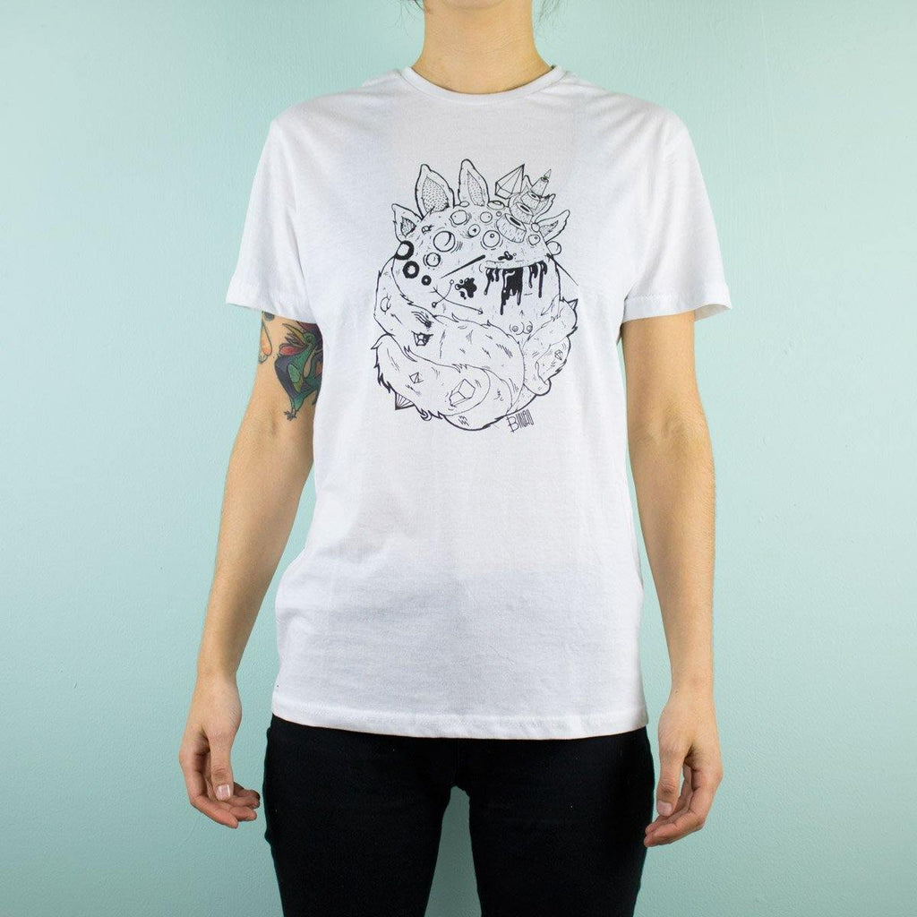 Binau - T-shirt - Circus Network Street Art and Illustration