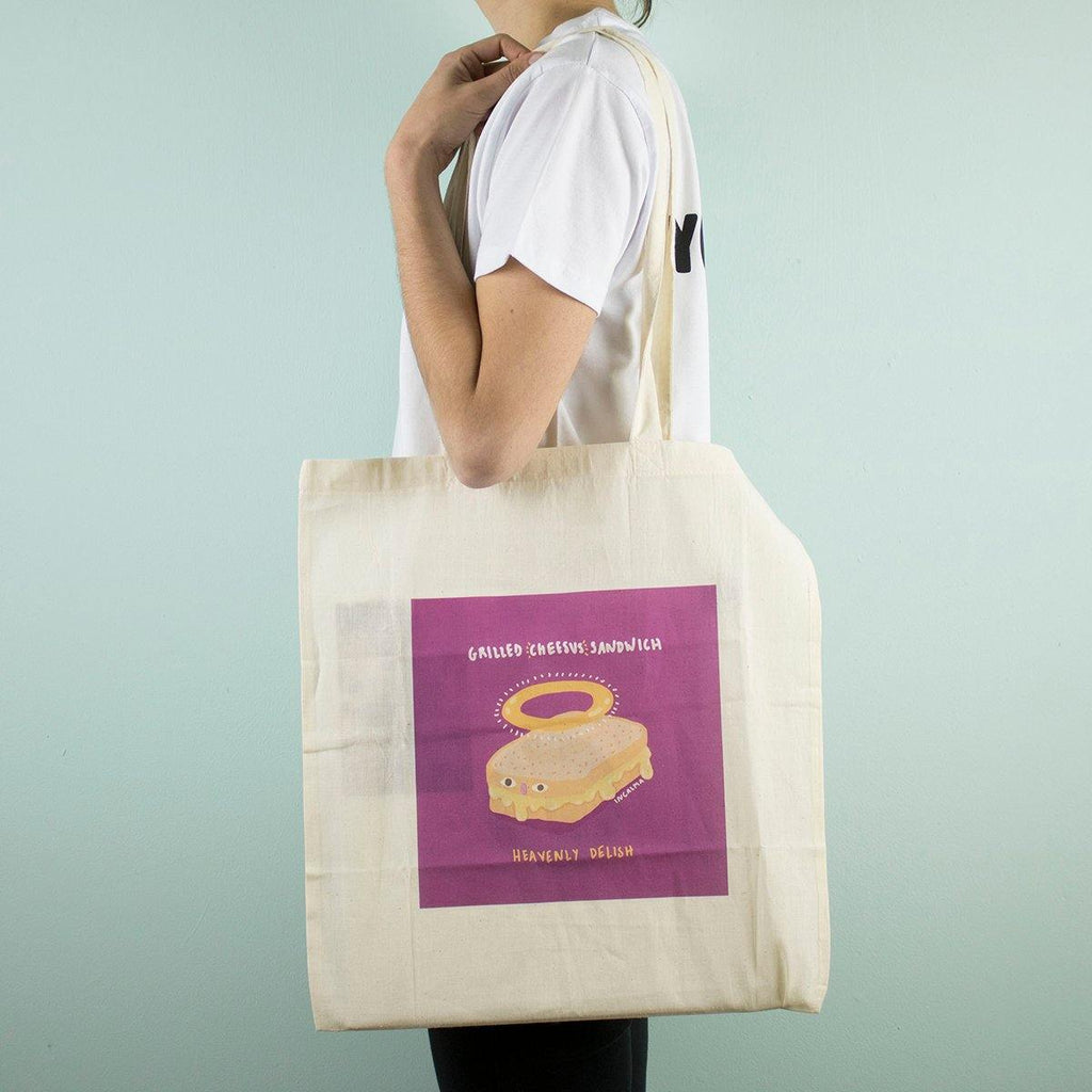 Incalma - Heavenly Delish - Tote-bag - Circus Network Street Art and Illustration