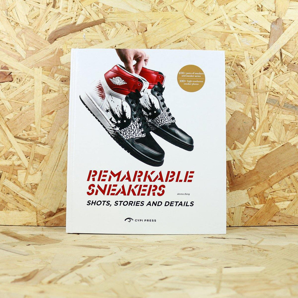 Remarkable Sneakers - Ammo Dong - Circus Network Street Art and Illustration
