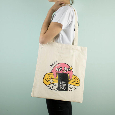 Lalasaïdko - Bubble Sushi - Tote-bag