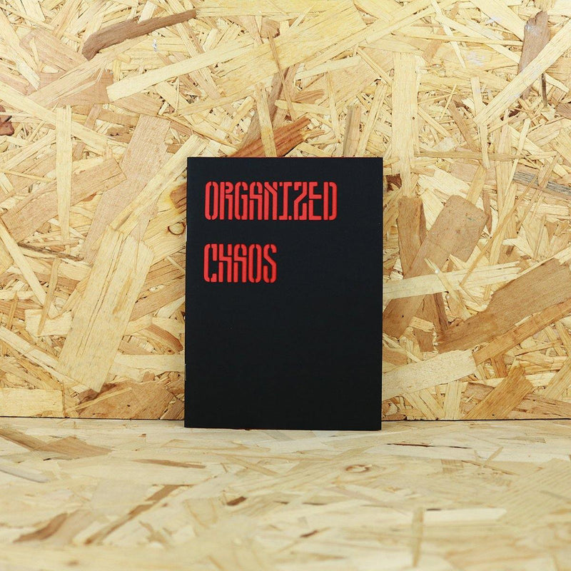 Contra - Organized Chaos - Fanzine - Circus Network Street Art and Illustration