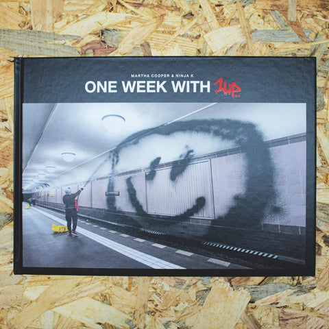 One Week With 1UP - Urban Media Book