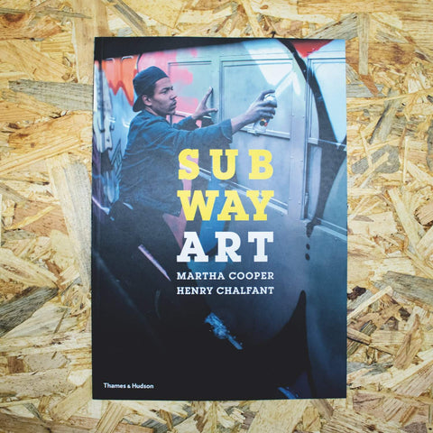 Subway Art Softcover - Urban Media Book