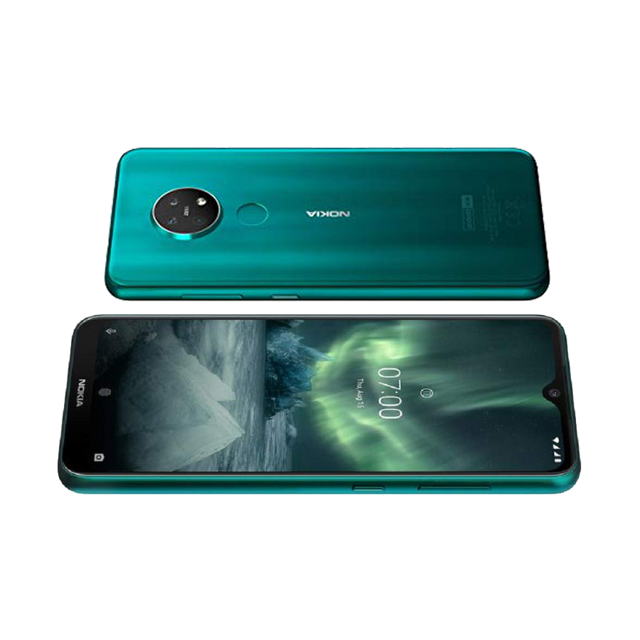 Nokia 7.2 - 64GB / Green
