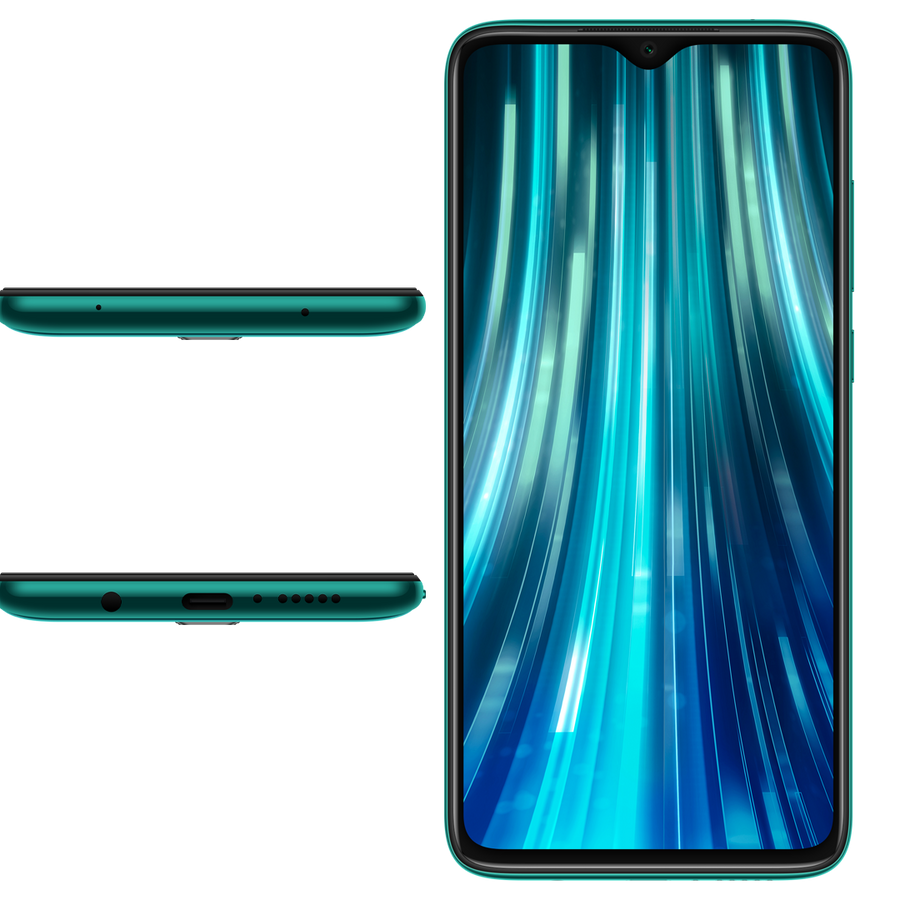 Xiaomi Redmi Note 8 Pro - 6GB + 64GB / Forest Green