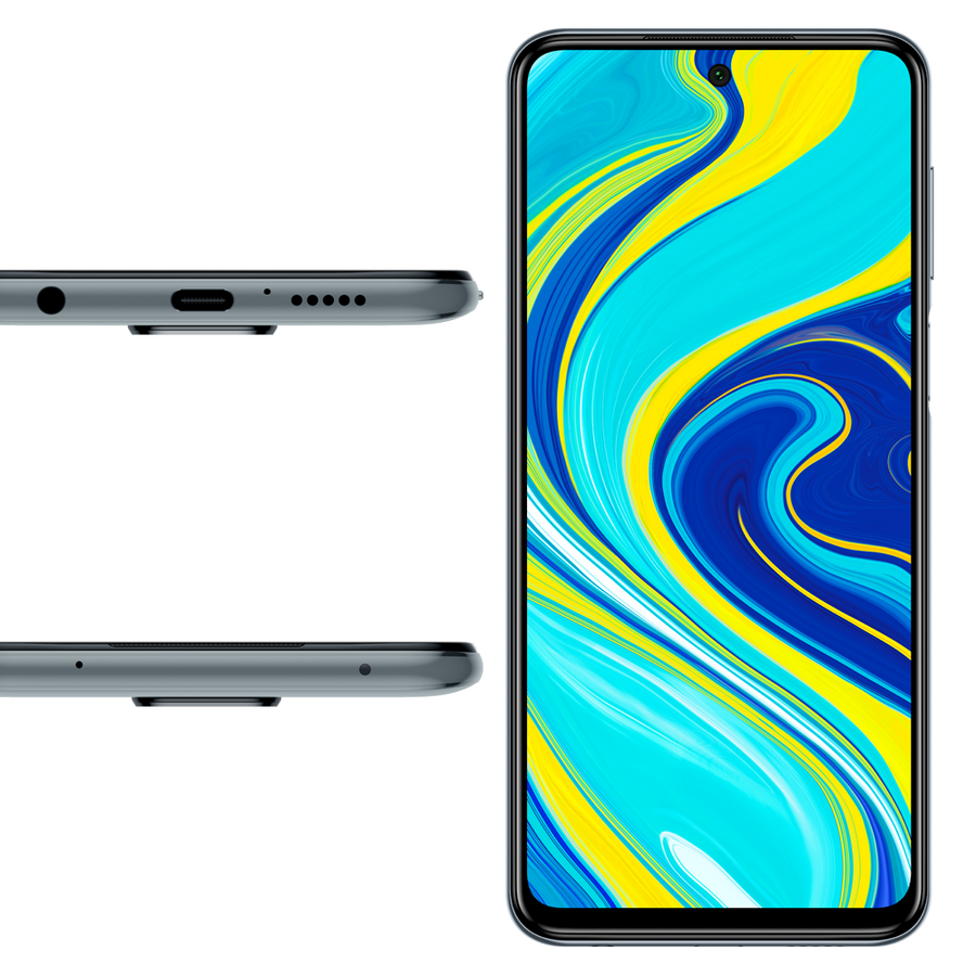 Xiaomi Redmi Note 9S - 6GB + 128GB / Interstellar Grey
