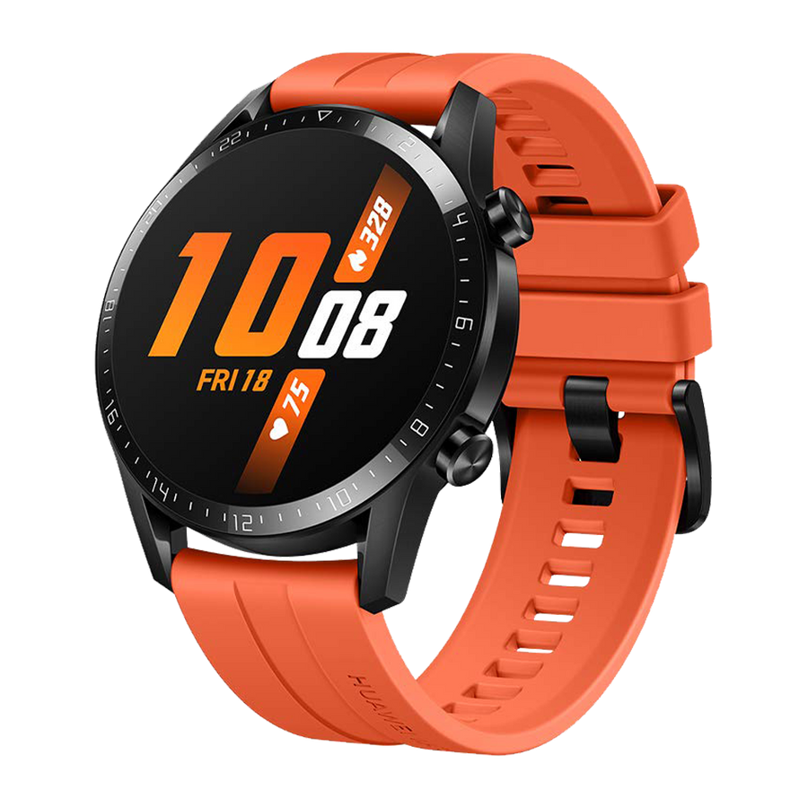 Huawei Watch GT2 - Sports Orange - Sport Orange / 46MM