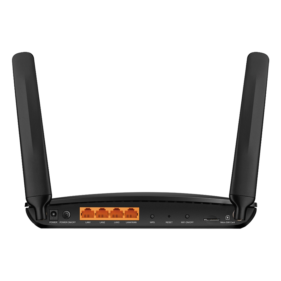TP-Link Archer MR600 - Black