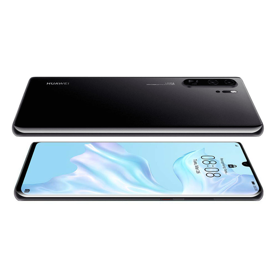 Huawei P30 Pro (Refurbished Like New) - 8GB + 128GB / Midnight Black