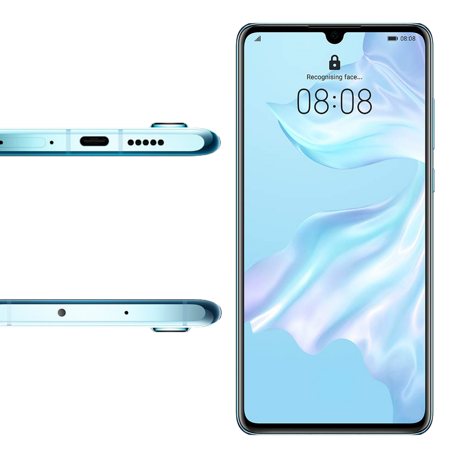 Huawei P30 - 128GB / Breathing Crystal